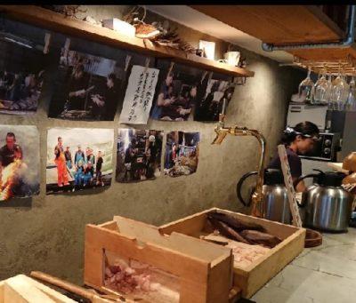 シューイチカツオ節ごはん専門店 渋谷 場所どこ?